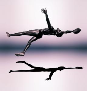 Bodies of the NFL Photograph by Howard Schatz