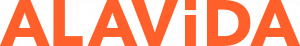 ALAViDA Logo Orange