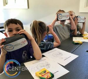 centertec makes STEM VR fun