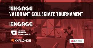 IVCi Engage $5k Valorant Tournament Hosted by UEA in Partnership with Challonge.