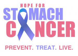 Hope for Stomach Cancer logo