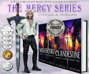 Cynthia Morgan, The Mercy Series