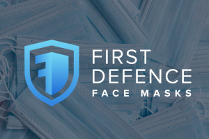 First Defence Face Masks | Producing fully-certified Canadian Made Masks in Calgary, Alberta