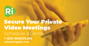RingPlan Video Conferencing Software for Business - Private Video Meetings with Encryption