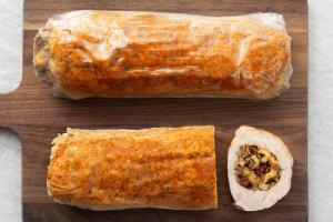 Rastelli Holiday Meal Features Turkey Roulade (with juicy apple & cranberry stuffing)