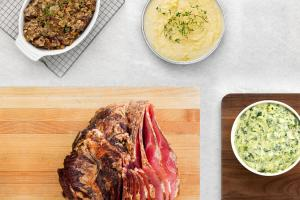 Rastelli Holiday Meal Features Antibiotic-Free Spiral Ham