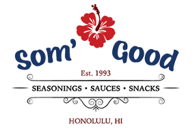 Som' Good Hawaii logo