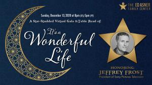"""It's A Wonderful Life"" on Sunday, December 13, 2020, and is available worldwide at 5:00 pm (PT), 7:00PM (CT) and 8:00 PM (ET)."