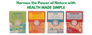 Linden Botanicals Health Made Simple Holiday Giveaway