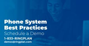 RingPlan phone system best practices