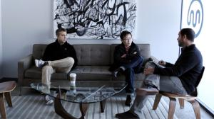 Givelist started at the Mucker Capital Accelerator, the initial home of numerous LA based Unicorns. Erik Ranala and Will Hsu, the managing partners, featured here with Jonathan Beck.