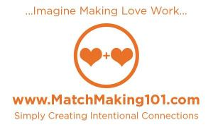 Serving Successful Passionate Purposeful Professionals in LA www.MatchMaking101.com