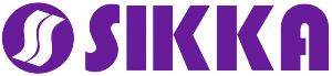 Logo for Sikka Software company.