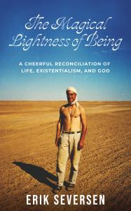 The author in the Sahara Desert in 1989. The beginnings of his philosophy of life.