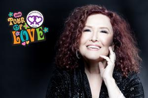 Melissa Manchester Grammy Winning Singer, Song-Writer, Actress Has Joined the Tour of Love