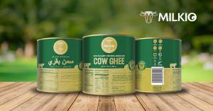 Grass fed conventional ghee
