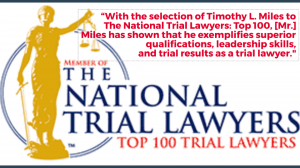Nationally Recognized Securities Class Action and Shareholder Rights Attorney Timothy L. Miles