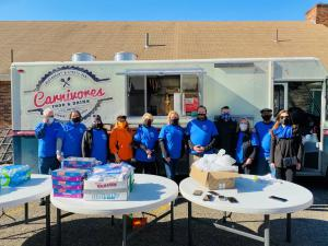 REALTORS® Association of Metropolitan Pittsburgh (RAMP) Community Service Committee Daily Bread event