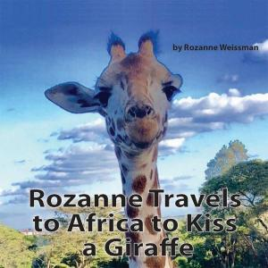 Book Cover Shows African Giraffe