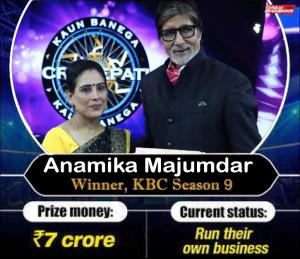 KBC Winners List