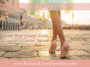 Fashion Loves Freedom...Inspired By Recruiting for Good Founder, Carlos #fashionlovesfreedom www.FashionLovesFreedom.com