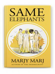 The book Same Elephants was released in 2020 as Top 10 New Release by Amazon.
