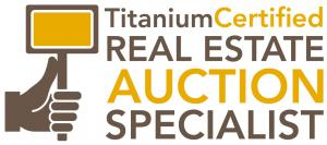 Titanium Certified RBID Auction Specialist - Rudy L. Kusuma Home Selling Team