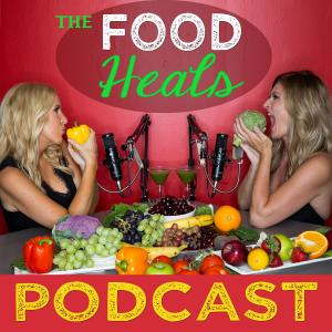 The Food Heals Podcast logo
