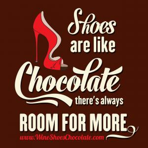 The Perfect Gift for 2021...Wine Shoes Chocolate #wineshoeschocolate www.WineShoesChocolate.com