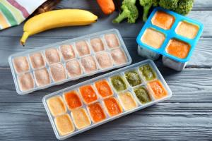 frozen baby food market
