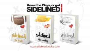 Award-winning sports romance series, Sidelined by Bianca Williams