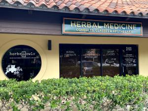 Herbs And Owls Jupiter Florida Storefront