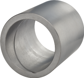 Graphalloy Bushing with Spiral Groove for Pumps
