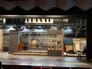 Five Towns College Performing Arts Center Stage Design