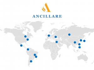Ancillare's Global Distribution Network