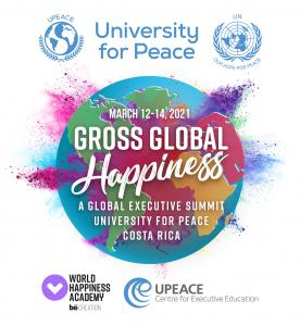 Gross Global Happiness United Nations University for Peace