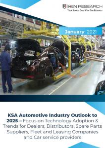 KSA Automotive Industry Outlook Cover Image