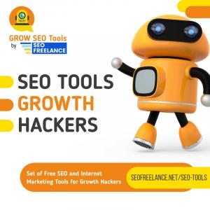 Free SEO Tools at seofreelance.net