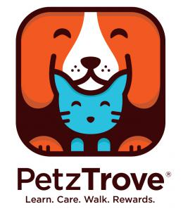 PetzTrove® is a new app available for download now on Google Play or the App Store