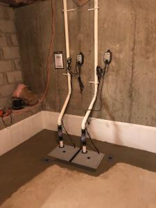 AFTER- Basement Waterproofing Services RI