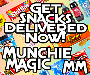 Get Munchies Now