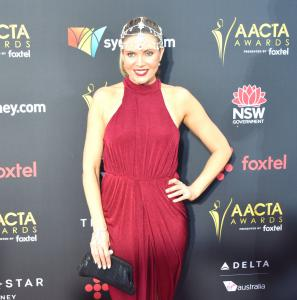 Angelena Bonet - AACTA Awards