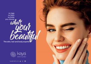'What's Your Beautiful? by Kaya