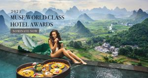 MUSE Hotel Awards | Luxury Hotel Awards