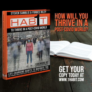 1 Habit Press Releases the Ultimate Play Book for Life - 1 Habit to Thrive in a Post-Covid World