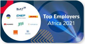 Top Employers Africa 2021