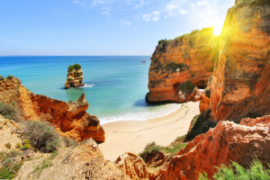 Beaches in the Algarve - Portugal Real Estate
