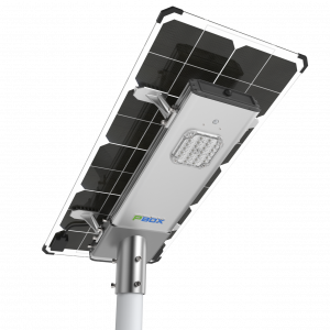 X4 all in one solar street light