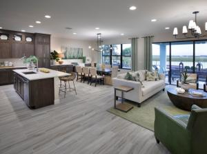 Sky Cove South Floor Plans - Sand Dollar 4 - First Floor