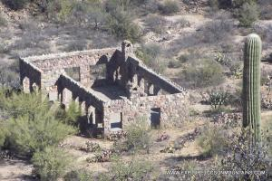 The Bowen Homestead Ruins